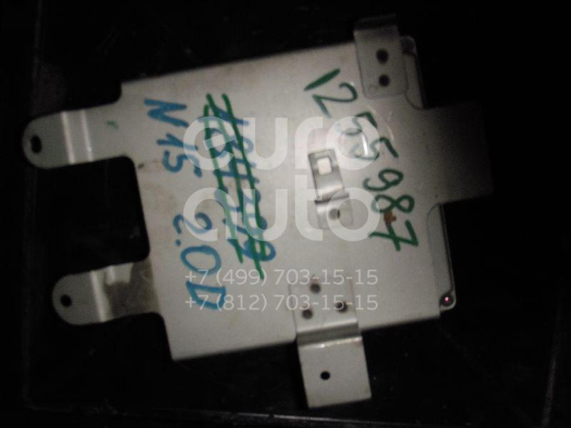 Блок управления двигателем для Nissan Almera N15 1995-2000 - Фото №1