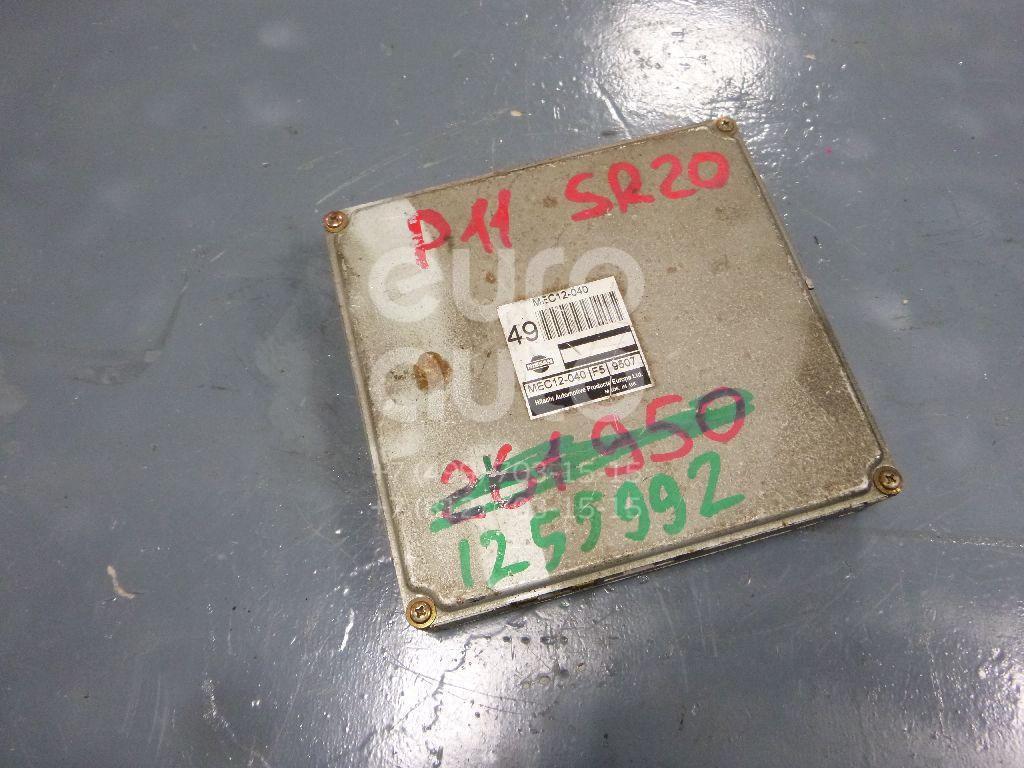 Блок управления двигателем для Nissan Primera P11E 1996-2002 - Фото №1