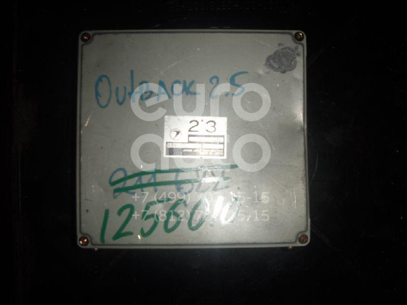 Блок управления двигателем для Subaru Legacy Outback (B11) 1995-1998 - Фото №1