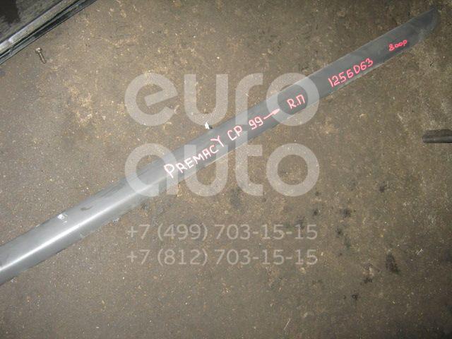 Молдинг передней правой двери для Mazda Premacy (CP) 1999-2004 - Фото №1