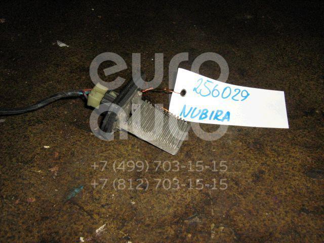 Резистор отопителя для Daewoo Nubira 1997-1999 - Фото №1