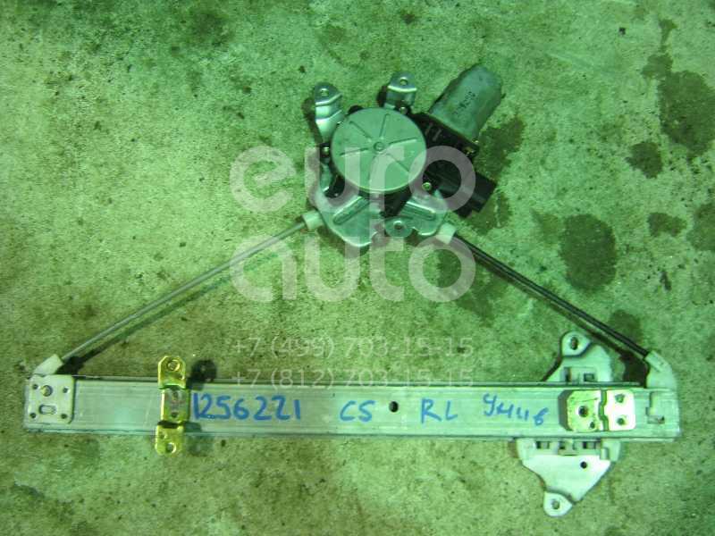 Стеклоподъемник электр. задний левый для Mitsubishi Lancer (CS/Classic) 2003-2006 - Фото №1