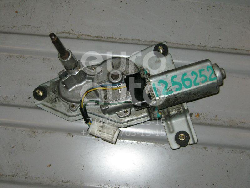 Моторчик стеклоочистителя задний для Mitsubishi Pajero/Montero II (V1, V2, V3, V4) 1991-1996;Pajero/Montero II (V1, V2, V3, V4) 1997-2004 - Фото №1