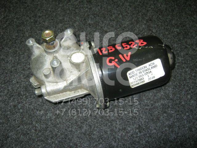 Моторчик стеклоочистителя передний для VW Golf IV/Bora 1997-2005 - Фото №1