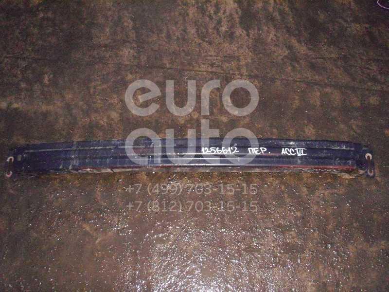 Усилитель переднего бампера для Honda Accord VI 1998-2002 - Фото №1