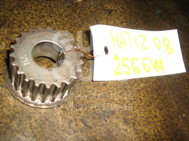 Шестерня коленвала для Chevrolet Matiz (KLYA) 1998>;Matiz 2001>;Aveo (T200) 2003-2008;Spark 2005-2011;Aveo (T250) 2005-2011 - Фото №1