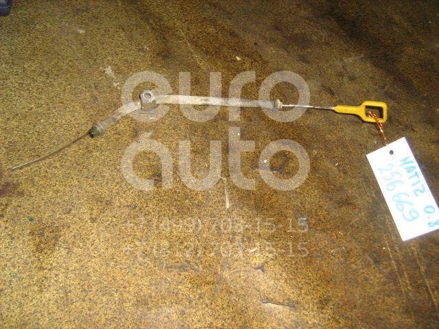 Щуп масляный для Chevrolet Matiz (KLYA) 1998>;Matiz 2001>;Aveo (T200) 2003-2008;Spark 2005-2011 - Фото №1