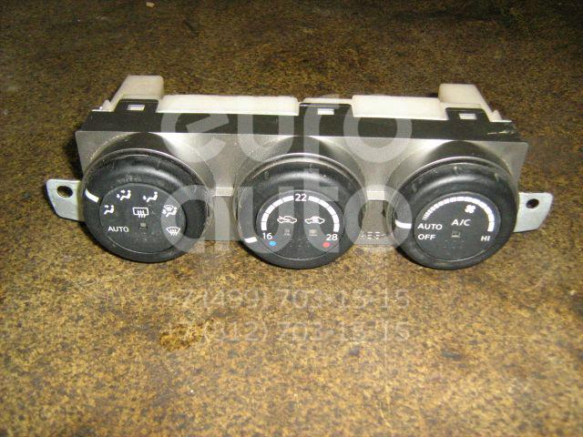 Блок управления климатической установкой для Nissan X-Trail (T30) 2001-2006 - Фото №1