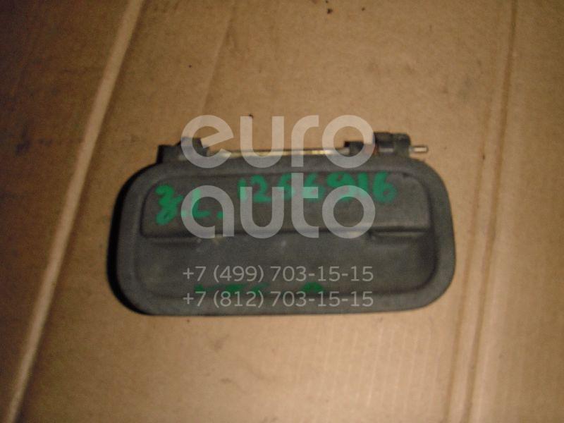 Ручка двери задней наружная для Opel Vectra A 1988-1995;Astra F 1991-1998;Corsa B 1993-2000 - Фото №1