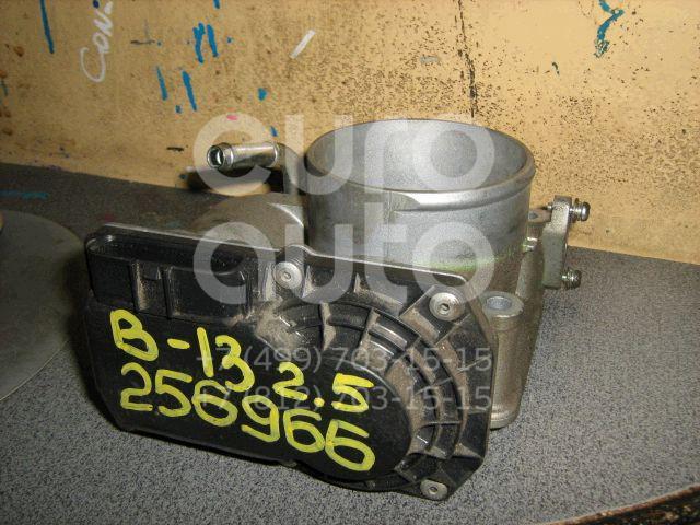 Заслонка дроссельная электрическая для Subaru Legacy Outback (B13) 2003-2009 - Фото №1