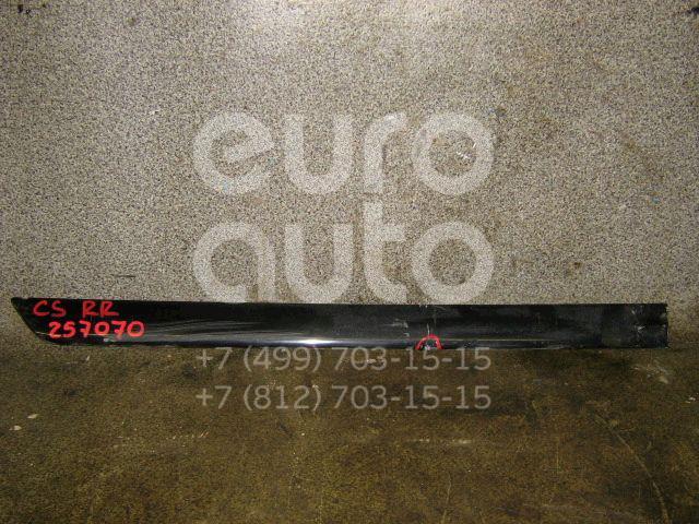 Молдинг задней правой двери для Mitsubishi Lancer (CS/Classic) 2003-2008 - Фото №1
