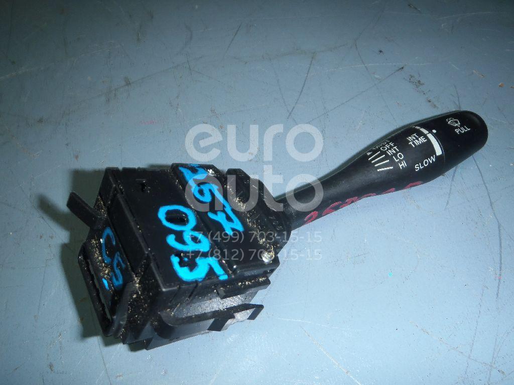 Переключатель стеклоочистителей для Mitsubishi Lancer (CS/Classic) 2003-2007;Galant (DJ,DM) 2003-2012 - Фото №1