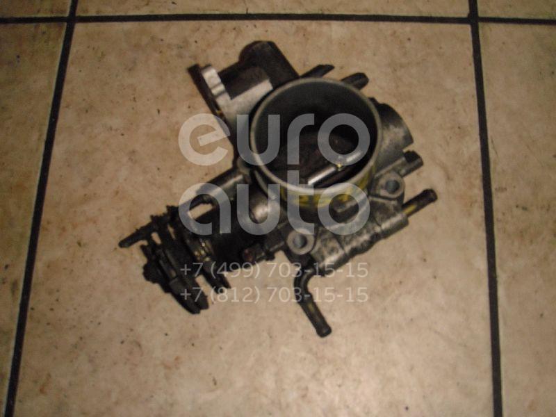 Заслонка дроссельная механическая для Subaru Legacy (B12) 1998-2003 - Фото №1