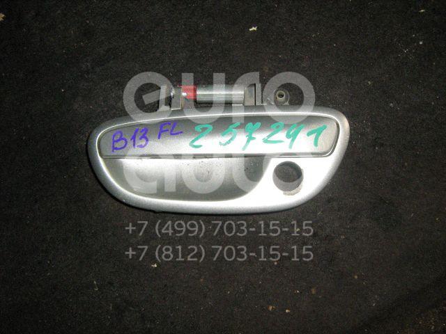 Ручка двери передней наружная левая для Subaru Legacy Outback (B13) 2003-2009 - Фото №1