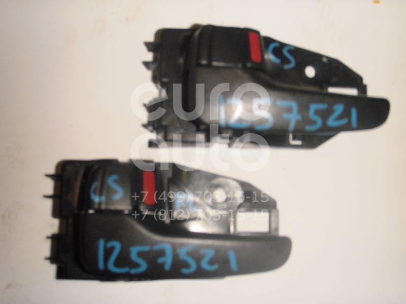 Ручка двери внутренняя левая для Mitsubishi Lancer (CS/Classic) 2003-2008;Outlander (CU) 2001-2008 - Фото №1