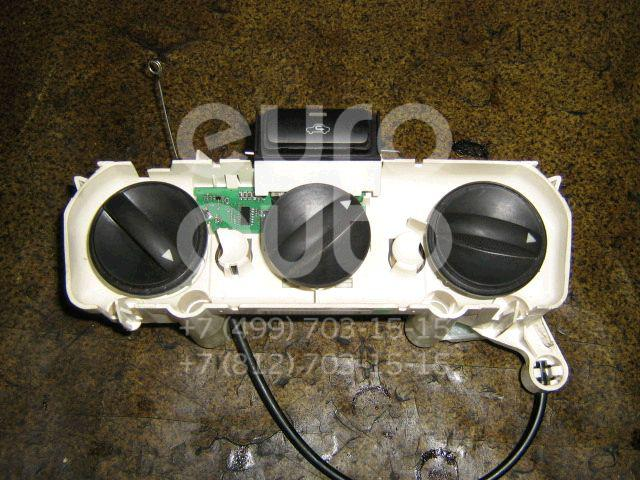 Блок управления отопителем для Toyota Corolla E12 2001-2007 - Фото №1