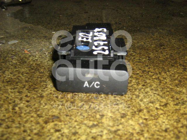 Кнопка кондиционера для Toyota Corolla E12 2001-2007;CorollaVerso 2004-2009 - Фото №1