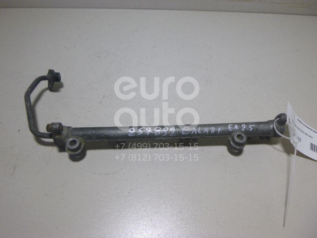 Рейка топливная (рампа) для Mitsubishi Galant (EA) 1997-2003 - Фото №1