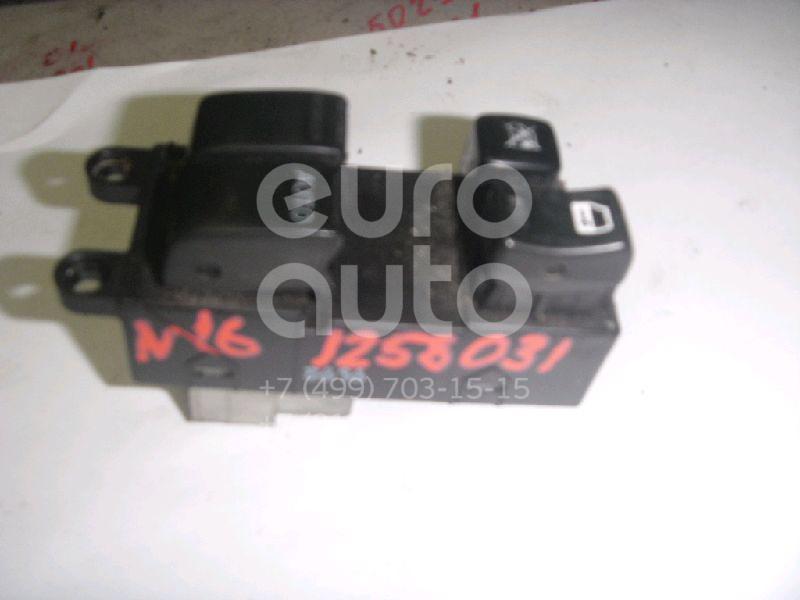 Блок управления стеклоподъемниками для Nissan Almera N16 2000-2006 - Фото №1