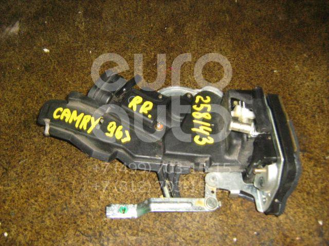 Замок двери задней правой для Toyota Camry V20 1996-2001 - Фото №1