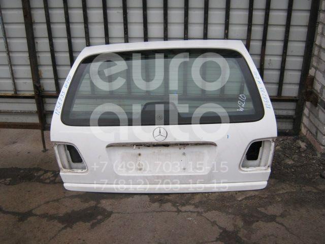 Дверь багажника со стеклом для Mercedes Benz W210 E-Klasse 1995-2000 - Фото №1
