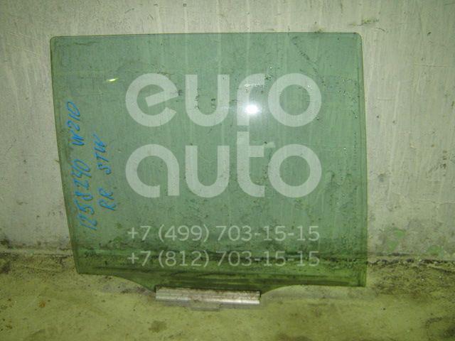 Стекло двери задней правой для Mercedes Benz W210 E-Klasse 1995-2000 - Фото №1