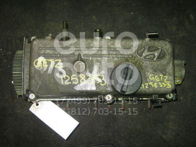 Крышка головки блока (клапанная) для Hyundai Getz 2002-2010 - Фото №1