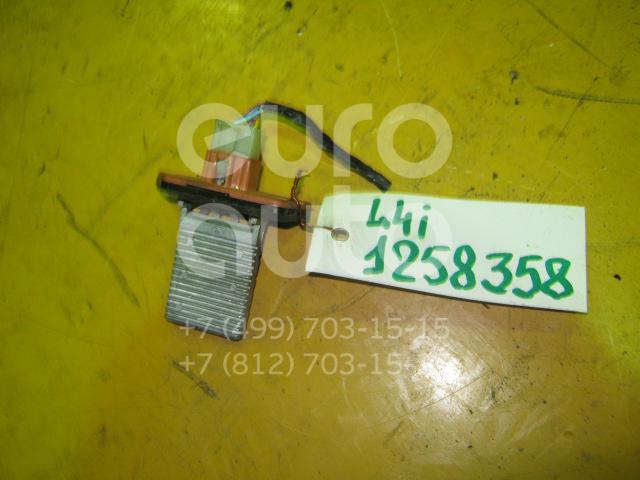 Резистор отопителя для Chevrolet Lacetti 2003-2013 - Фото №1