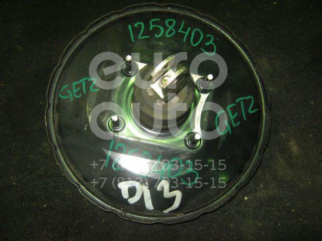 Усилитель тормозов вакуумный для Hyundai Getz 2002-2010 - Фото №1