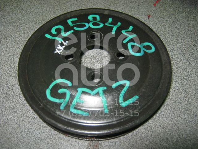 Шкив водяного насоса (помпы) для Hyundai Getz 2002-2010;Atos (MX) 1998-2003;Atos Prime 1999-2007 - Фото №1