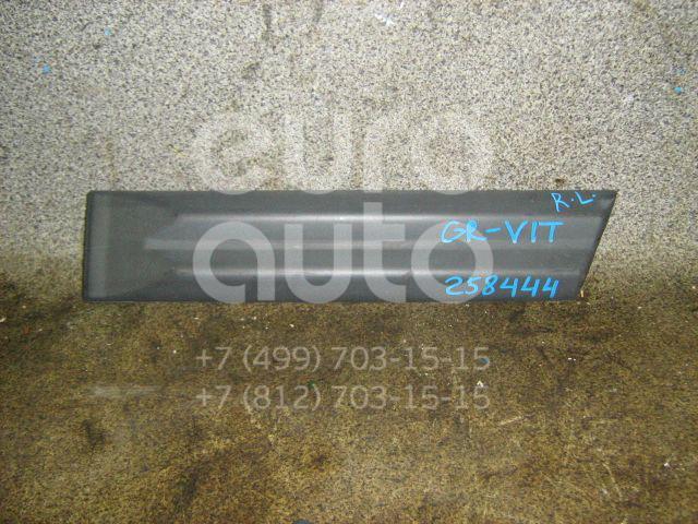 Накладка двери задней левой для Suzuki Grand Vitara 1998-2005 - Фото №1