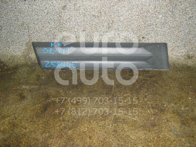 Накладка двери задней правой для Suzuki Grand Vitara 1998-2005 - Фото №1