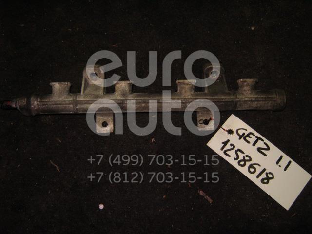 Рейка топливная (рампа) для Hyundai Getz 2002-2010 - Фото №1