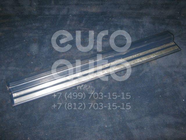Накладка порога (внутренняя) для Mercedes Benz W210 E-Klasse 1995-2000;W210 E-Klasse 2000-2002 - Фото №1