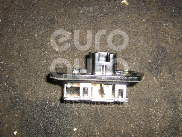Резистор отопителя для Toyota Corolla E15 2006-2013;RAV 4 2006-2013;Auris (E15) 2006-2012;HiAce H200 2005>;Verso 2009>;RAV 4 2013>;Corolla E18 2013> - Фото №1