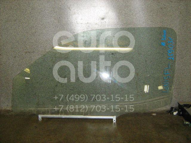 Стекло двери передней левой для Suzuki Ignis FH 2000-2003 - Фото №1