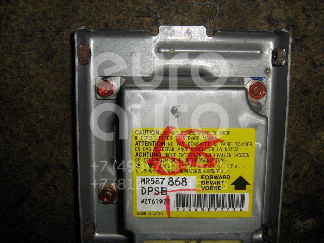 Блок управления AIR BAG для Mitsubishi Outlander (CU) 2003-2009 - Фото №1