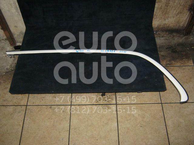Накладка (кузов наружные) для Mercedes Benz W210 E-Klasse 1995-2000 - Фото №1