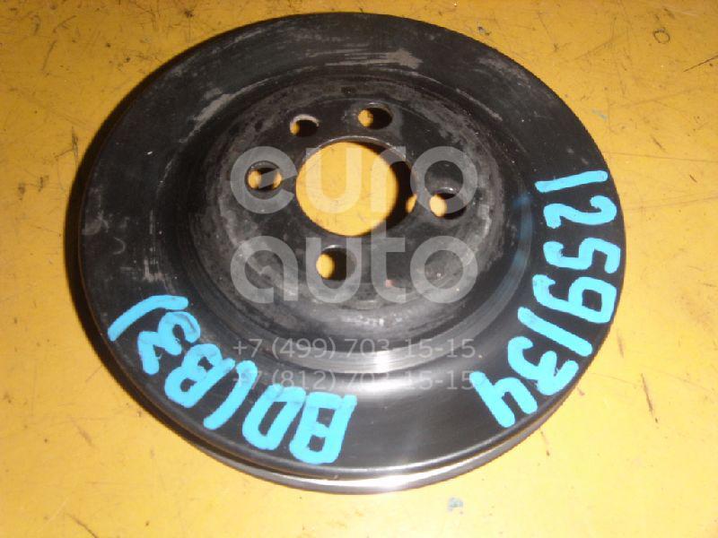Шкив коленвала для Audi,Seat 80/90 [B3] 1986-1991;Toledo I 1991-1999 - Фото №1