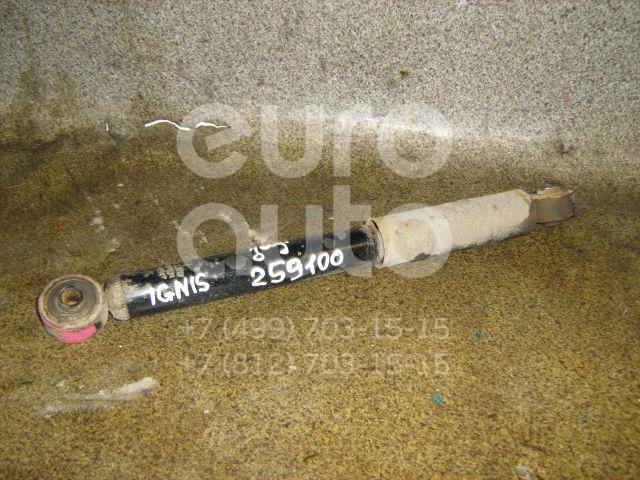 Амортизатор задний для Suzuki Ignis FH 2000-2003;Agila A 2000-2008;Ignis II 2003>;Wagon R+(MM) 2000> - Фото №1