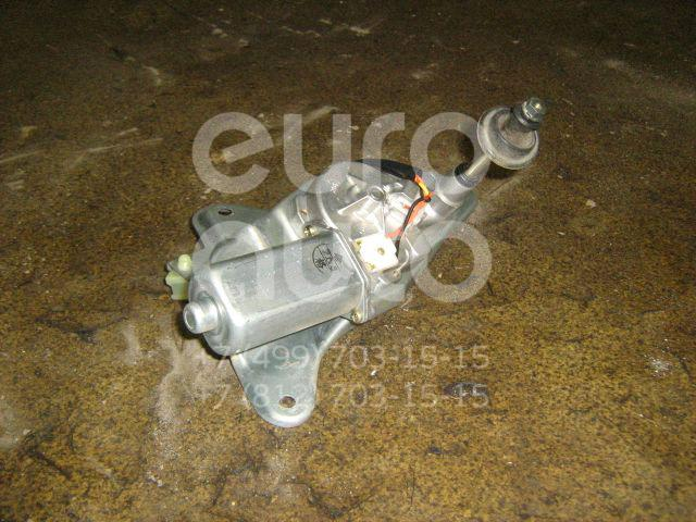 Моторчик стеклоочистителя задний для Suzuki Ignis FH 2000-2003 - Фото №1