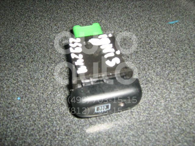 Кнопка обогрева заднего стекла для Suzuki Ignis FH 2000-2003 - Фото №1