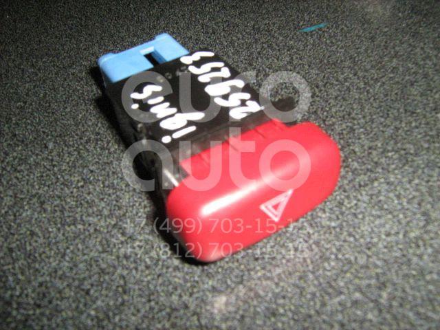 Кнопка аварийной сигнализации для Suzuki Ignis FH 2000-2003 - Фото №1
