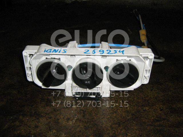 Блок управления отопителем для Suzuki Ignis FH 2000-2003 - Фото №1