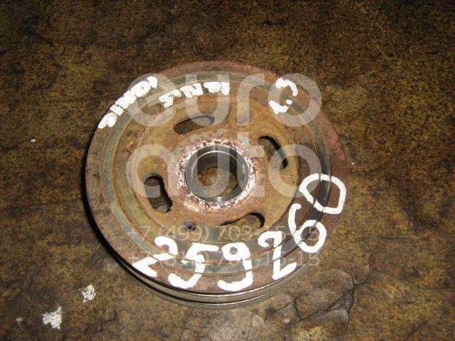 Шкив коленвала для Suzuki Ignis FH 2000-2003 - Фото №1
