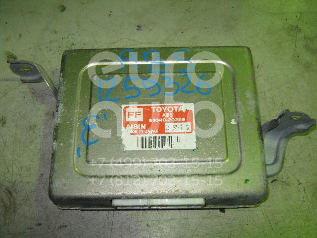 Блок управления ABS для Toyota Carina E 1992-1997 - Фото №1