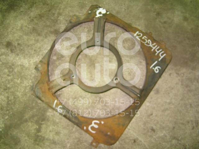 Диффузор вентилятора для Toyota Carina E 1992-1997 - Фото №1