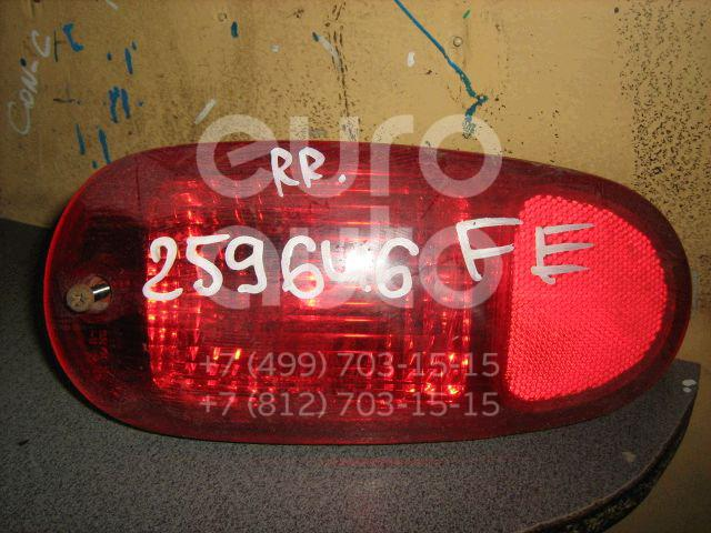Фонарь задний в бампер правый для Hyundai Santa Fe (SM)/ Santa Fe Classic 2000-2012 - Фото №1