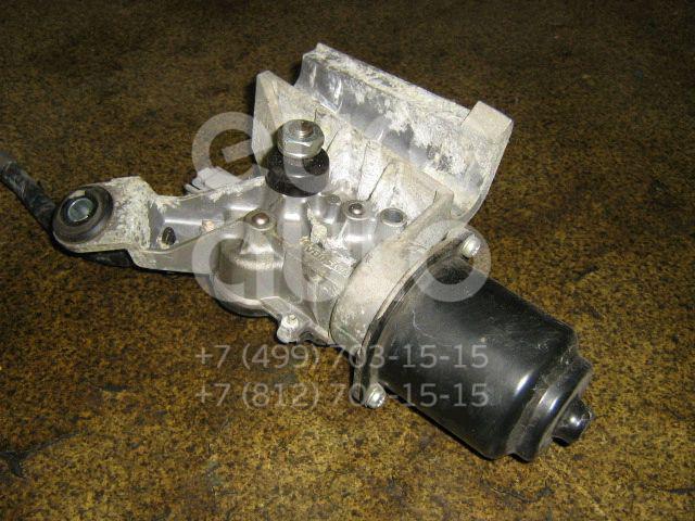 Моторчик стеклоочистителя передний для Nissan Pathfinder (R51) 2005-2014;Navara (D40) 2005-2015 - Фото №1