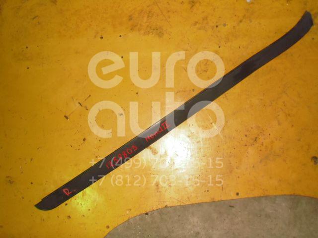 Накладка лобового стекла правая для Ford Mondeo II 1996-2000 - Фото №1